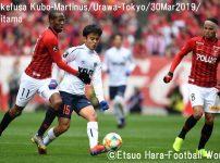浦和レッズ対FC東京