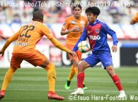 FC東京対清水エスパルス